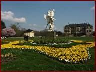 Ostern im Großen Garten