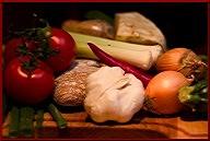 Gemüse-Stilleben